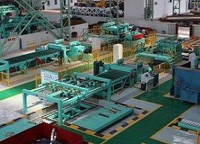 La aplicación de la tecnología de control numérico de la máquina de corte longitudinal 2